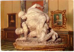 Firenze. I Lottatori. Galleria Uffizi. VG. - Sculture