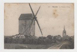 BA456 - Mardié - Le Moulin à Vent - Mullen - Mulin - Molines - Frankrijk