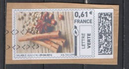 2014   Epices : Cannelle Anis - 2010-... Illustrated Franking Labels