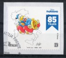 Italia 2019 - 85 Anni Di Paperino - 6. 1946-.. República