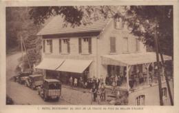 Lepuix Gy : Hôtel Restaurant Du Saut De La Truite Au Pied Du Ballon D'Alsace - Frankrijk