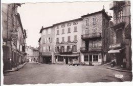 07 LA LOUVESC **La Place, à Droite Montée Fontaine Saint-Régis, à Gauche, Route De Saint-Bonnet** 2 Cv Citroen - La Louvesc