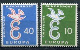 ALLEMAGNE- Europa CEPT 1958- Série Neuve Xx N°164/5 - Europa-CEPT