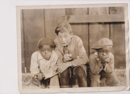 MARSHALL NEILAN PRESENT PENROD WITH FRECKLES BARRY   +- 25*20CMFonds Victor FORBIN (1864-1947) - Fotos