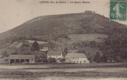 Lepuix Gy : Les Quatre Maisons - Frankreich