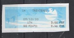 2000  Trévières - 1990 «Oiseaux De Jubert»
