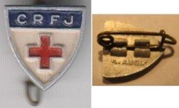 Insigne Broche CRFJ - A .AUGIS - Verenigingen