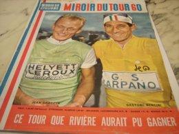 MIROIR DU TOUR 1960 CYCLISME. - Wielrennen
