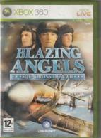 Jeu XBOX 360 BLAZING ANGELS  Squadrons Of WW11   Etat: TTB    Port 140 Gr - X-Box