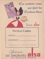 - PROTEGE-CAHIER Levure ALSA - Protège-cahiers