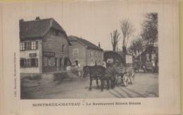 Montreux-Château : Le Restaurant Simon Hauss - Frankreich