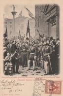 Veneto - Vicenza - Decorazione Della Gloriosa Bandiera Di Vicenza 18.11.1866 - - Vicenza