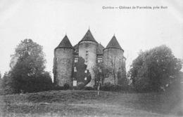 France 19 Beaux Sites De La Corrèze   Château De Pierrefitte  Près Bort      Barry 604 - Other Municipalities
