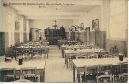 ROESELARE: Kostschool Der Grauwe Zusters, Groote Markt - Roeselare