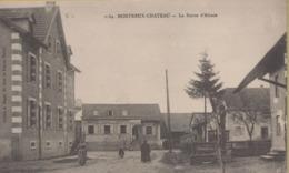 Montreux-Château : La Route D'Alsace - Frankreich