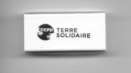 Gomme : Terre Solidaire. (Voir Commentaires) - Andere Verzamelingen