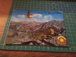 150071 Cartolina Di Bormio Funivia - Sondrio