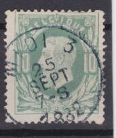 N° 30  MIDI 3 COBA +15.00 - 1869-1883 Leopold II