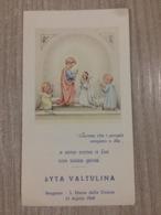 Santino Syta Valtulina Bergamo S. Maria Delle Grazie - Santini