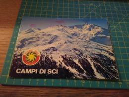 150075 Cartolina Di Bormio Campi Di Sci - Sondrio