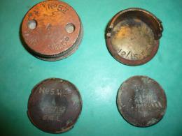 Bouchons Mills N°5 - 1914-18