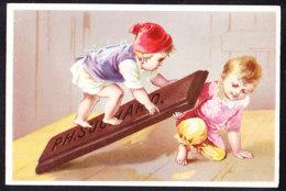 ANCIEN CHROMO Chocolat SUCHARD   +/- 1885         Serie 8        Trade Card - Suchard