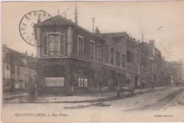 Dept 92 - GENNEVILLIERS  Rue  Felicie - Gennevilliers