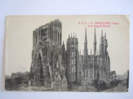 Barcelona Templo De La Sagrada Familia Ed. Angel Toldra Viazo - Barcelona