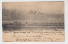 Expedition Polaire Antarctique Souvenir De L'Expédition Antarctique Belge Vue Prise Dans La Baie Des ... (De Gerlache) - Missions