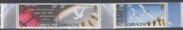 Europa Cept 1995  Gibraltar 4v ** Mnh (45225) - 1995