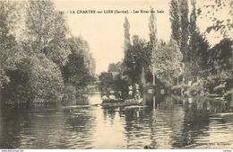 72-LA CHARTRE SUR LE LOIR-N°C-3003-H/0275 - La Charité Sur Loire