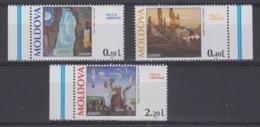 Europa Cept 1995 Moldova 3v  ** Mnh (45225D) - 1995