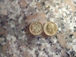 RUSSIA-CCCP 5 Rubli Oro Nicola II 1899 - Russia