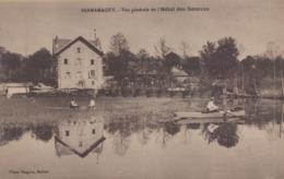 Sermamagny : Vue Générale De L'Hôtel Des Sources - France