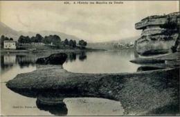 25     L Entree Des Bassins Du Doubs - Francia