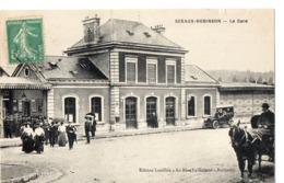 SCEAUX-ROBINSON - La Gare - Sceaux