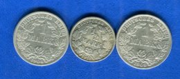 All  3  Pieces - [ 2] 1871-1918 : Imperio Alemán