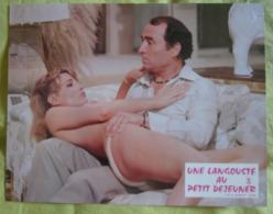 8 Photos Du Film Une Langouste Au Petit Déjeuner (1979) - Albums & Collections