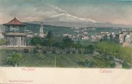 Z.522.  CATANIA - Villa Bellini - Ed. Stengel - Catania