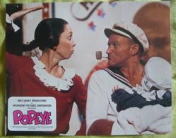 9 Photos Du Film Popeye (1980) - Walt Disney - Albums & Collections