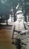 Carte Photo Militaire Kepi 94 Bar Le Duc - 1914-18
