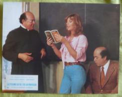 12 Photos Du Film La Lycéenne Fait De L'œil Au Proviseur (1980) - Albums & Collections