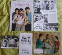 13 Photos Du Film Trois Hommes Et Un Bébé (1987) - Albums & Collections