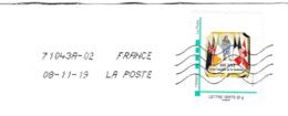 100 Ans - 2ème Bataille De La Somme - Adhésifs (autocollants)