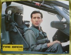 8 Photos Du Film Fire Birds (1990) - Albums & Collections