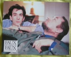 8 Photos Du Film Faux Et Usage De Faux (1990) - Albums & Collections