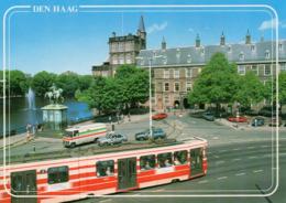 CPM - K - HOLLANDE - PAYS BAS - NEDERLAND - DEN HAAG - LA HAYE - BUITENHOF MET REGERINGSGEBOUWEN - TRAMWAY - Den Haag ('s-Gravenhage)