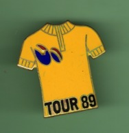 CYCLISME *** TOUR DE FRANCE 89 *** MAILLOT JAUNE ***  2009 (8) - Wielrennen