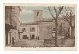 GINASSERVIS   -   Place De La Poste - France