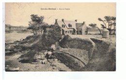 CPA-22-1921-ILE DE BREHAT-BEC-à-NAMIS- - Ile De Bréhat